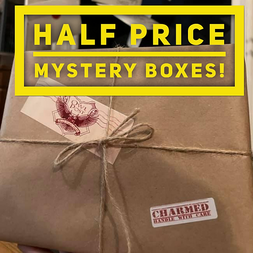Half Price Mystery Boxes