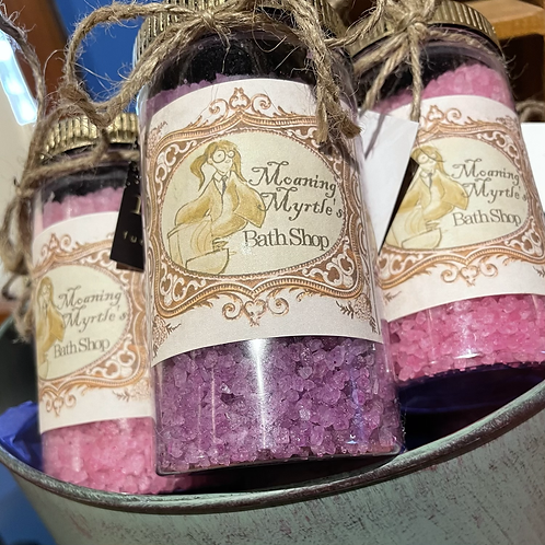 Moaning Myrtle Bath Salts