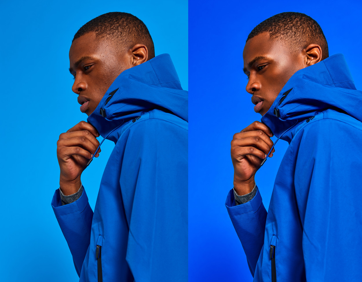 SuperDry - Retouch