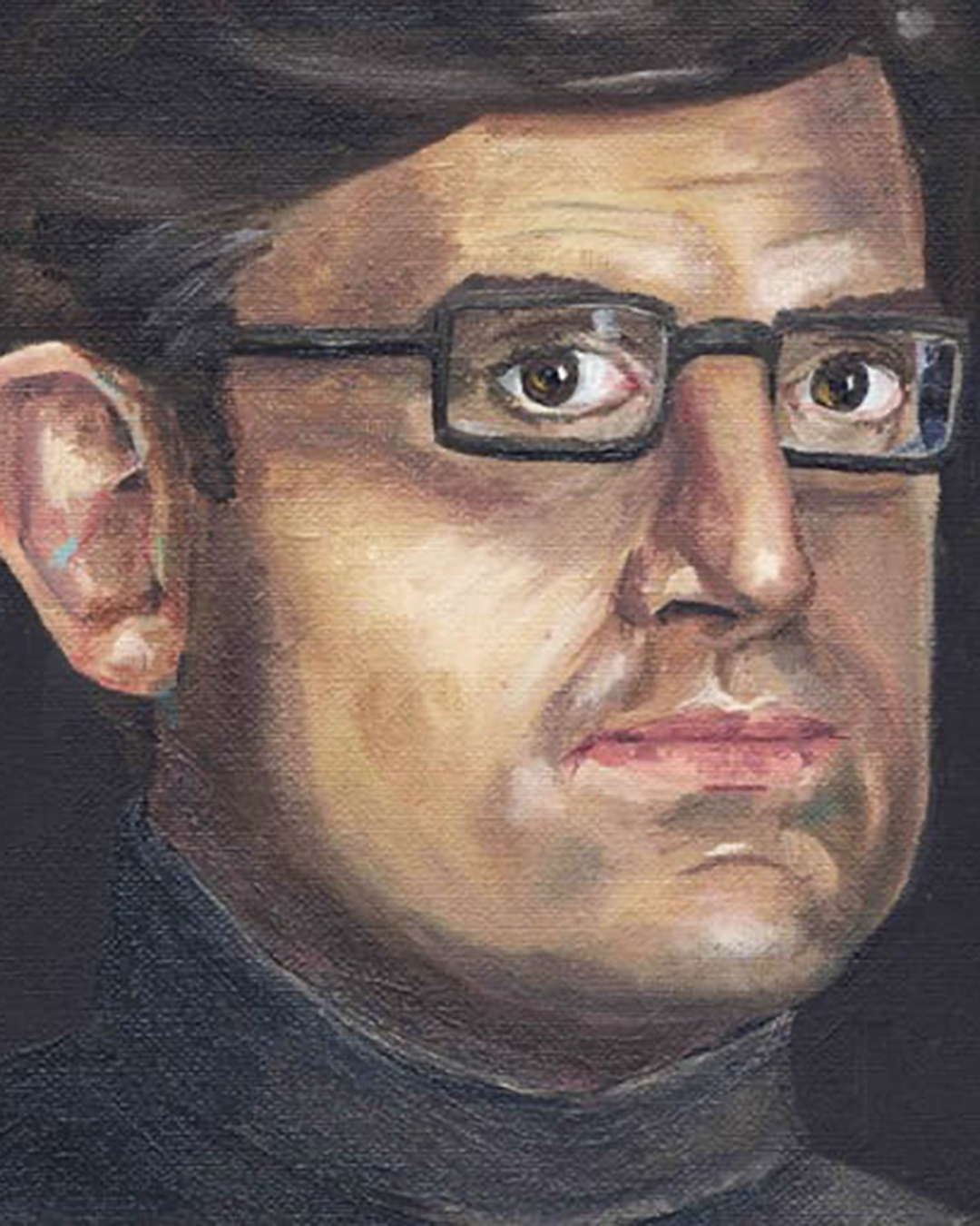 OIL - LOUIS THEROUX