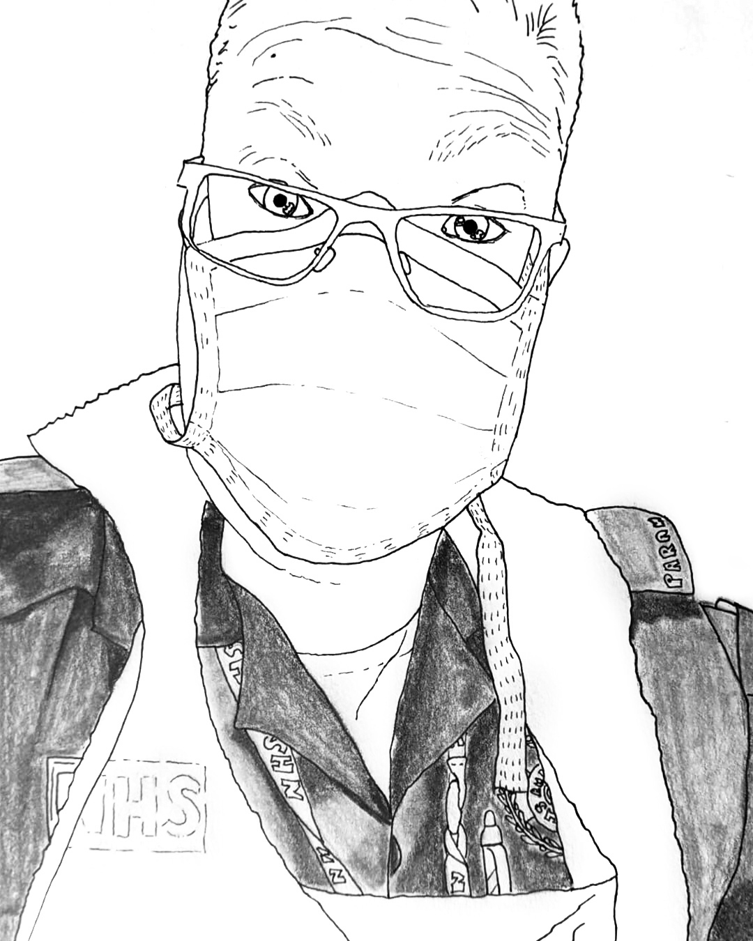 DRAWING - NHS BRENDAN
