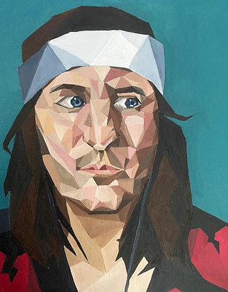 Noel Fielding Original Portrait