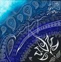 Blue Lotus Whimsy