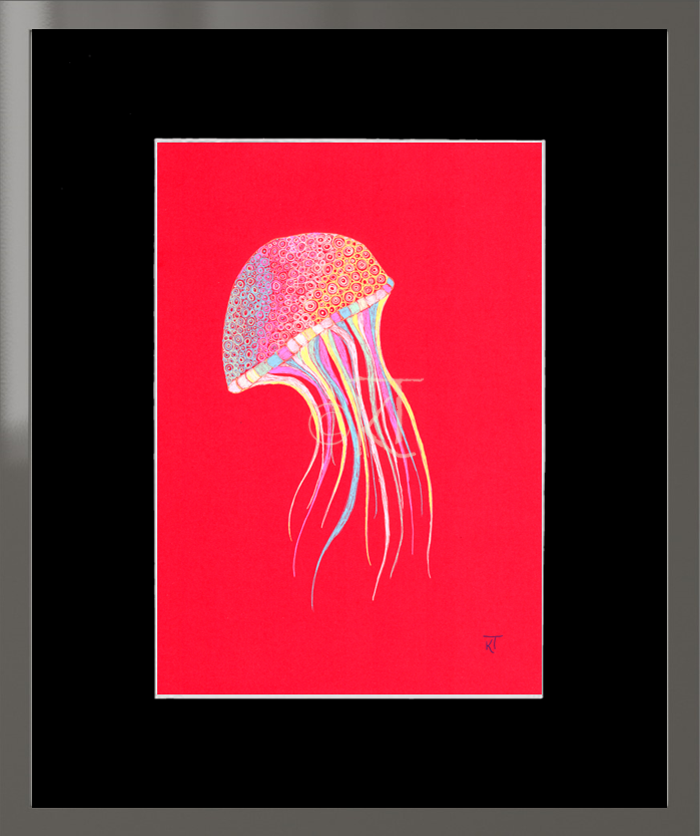 Red Jellyfish