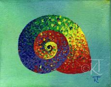 Rainbow Shell