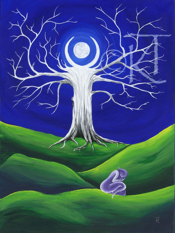 Full Moon Dreaming