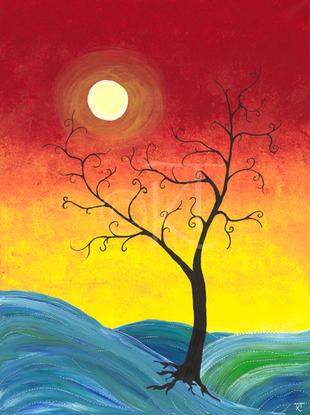 Dreamworld Tree