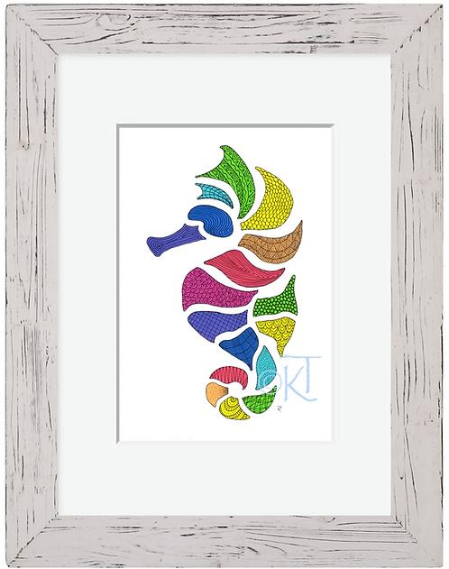 Candy Seahorse*
