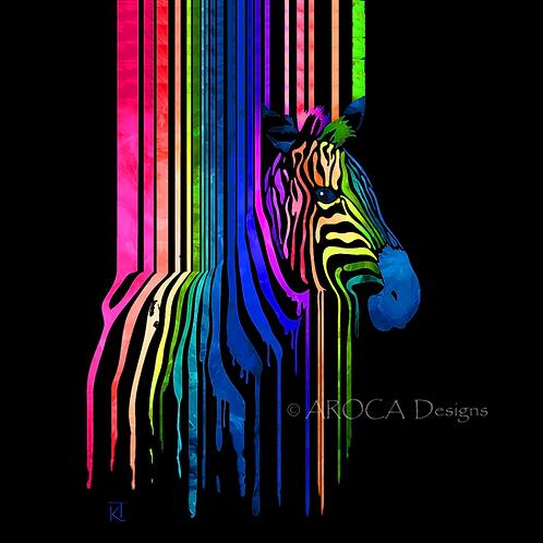 Paint me a Zebra