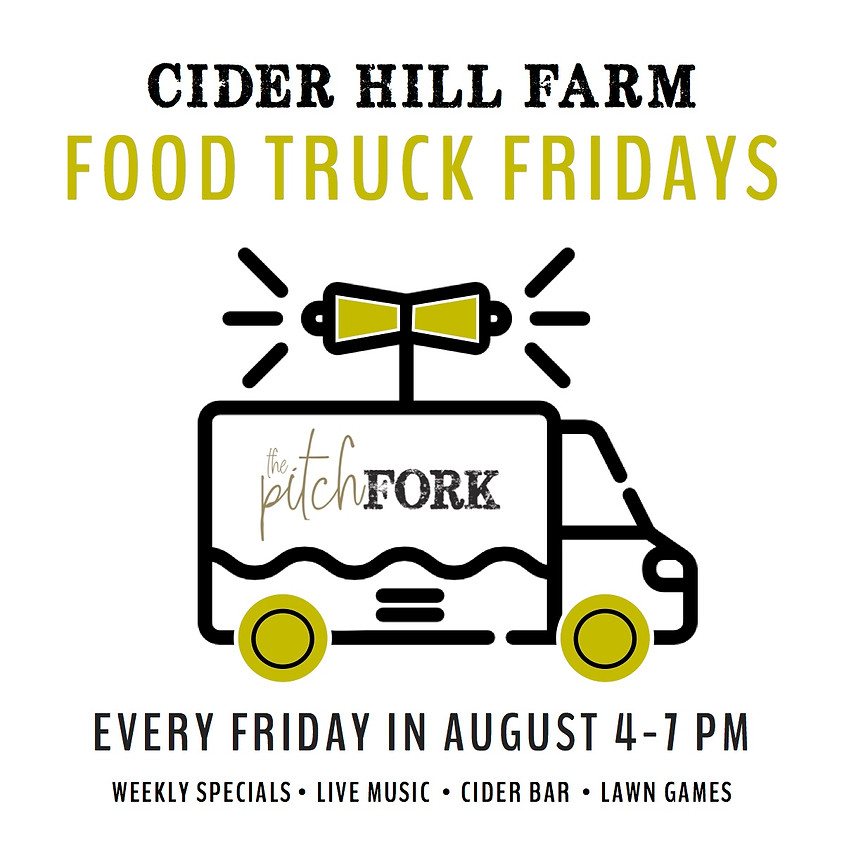Food Truck Friday - August 30