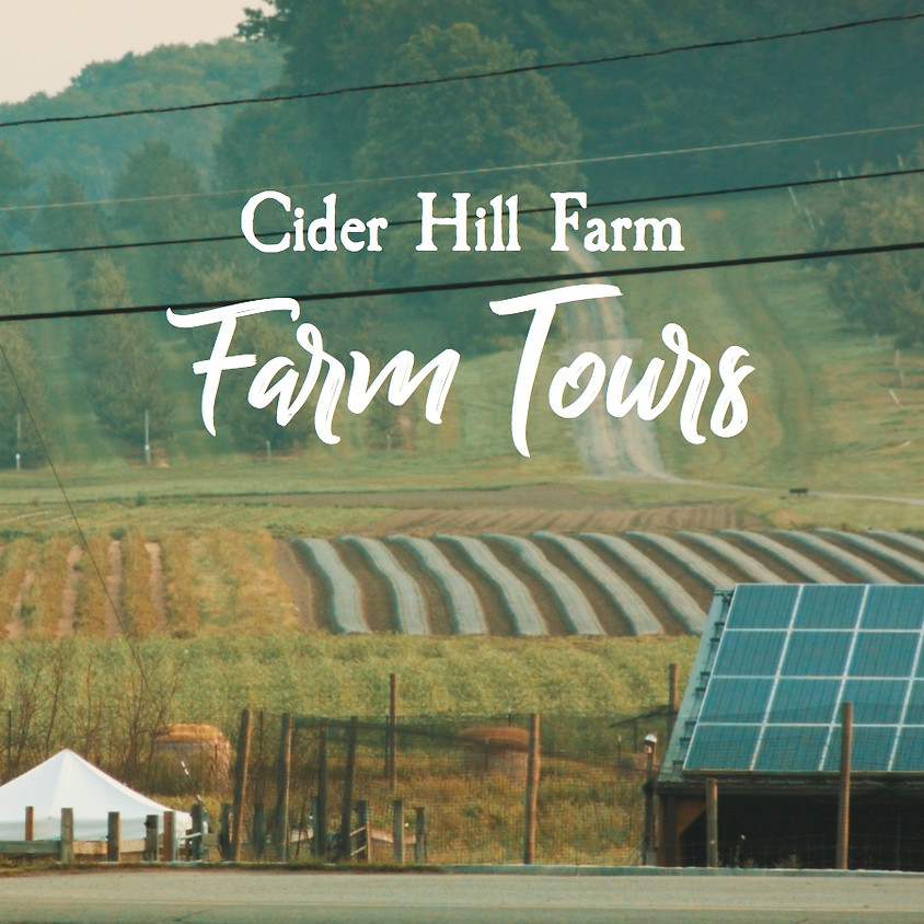 Cider Hill Farm Tour: Take a Ride Behind the Scenes