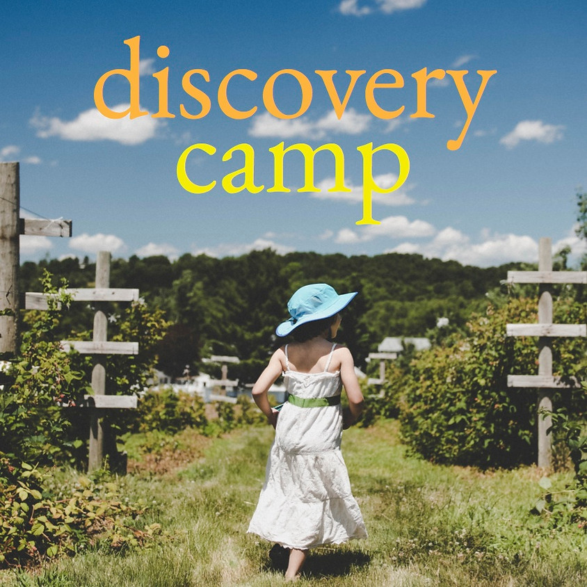 Discovery Farm Camp - Morning Session 1