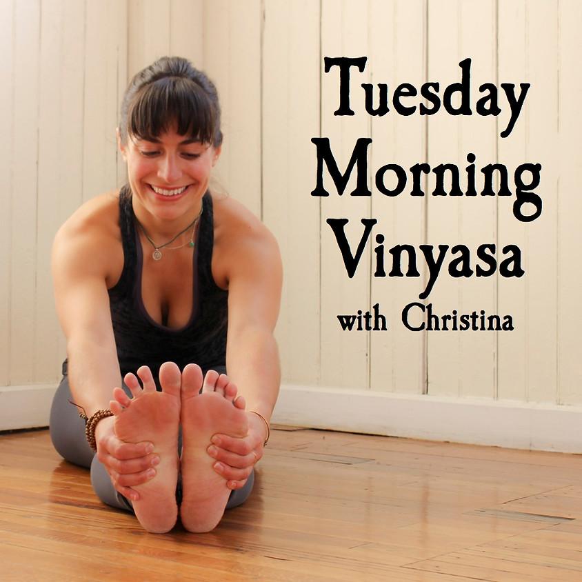 Tuesday Morning Vinyasa