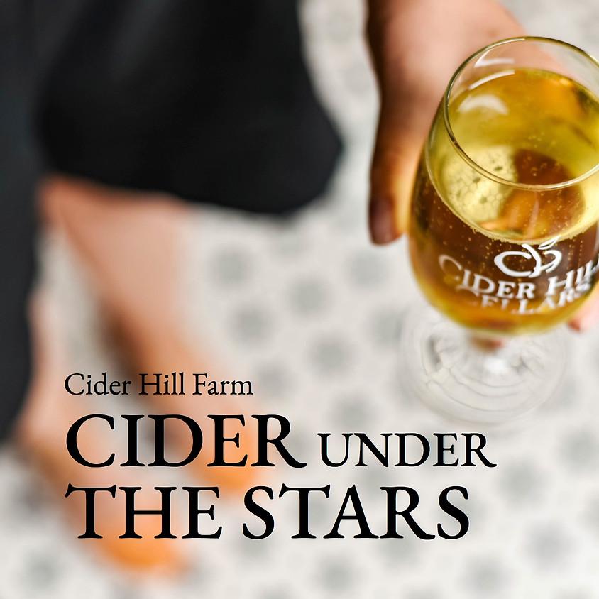Cider Under the Stars