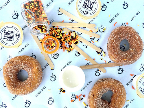 Fall Decorate Your Own Donuts Kit