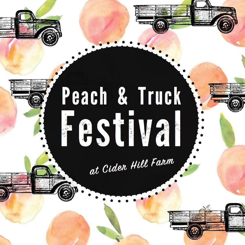 Peach & Truck Festival