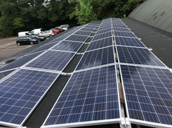 Roof Mounted Solar