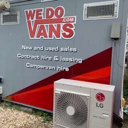 We Do Any Vans Air Con