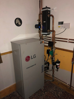 LG High temp Indoor unit