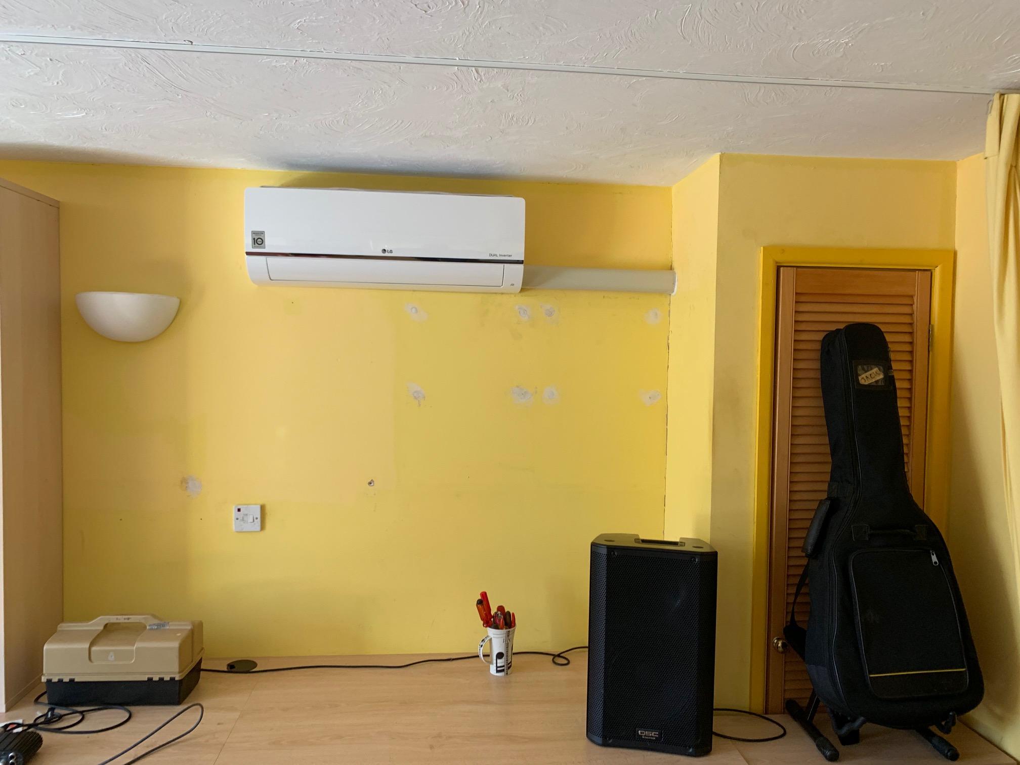 3.5kw LG wall units