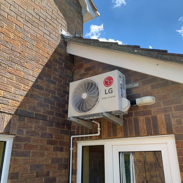 Domectic LG Air Con