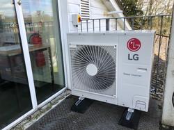 7kw Heating/Air Con unit