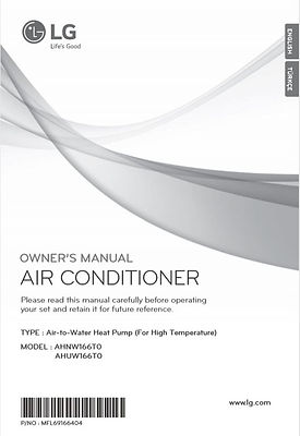 High Temp Owners Manual Front Cover.JPG