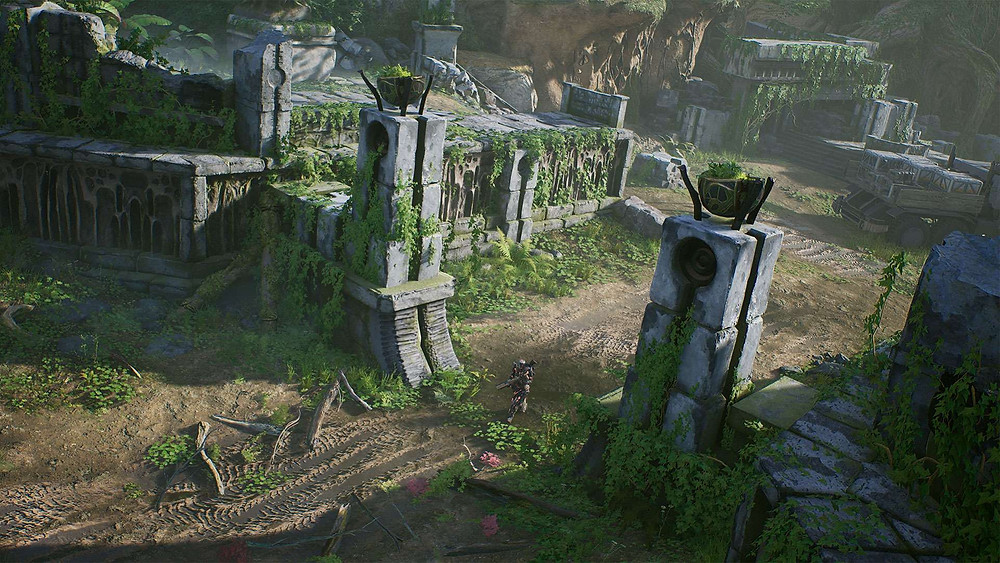 Outriders Ruins