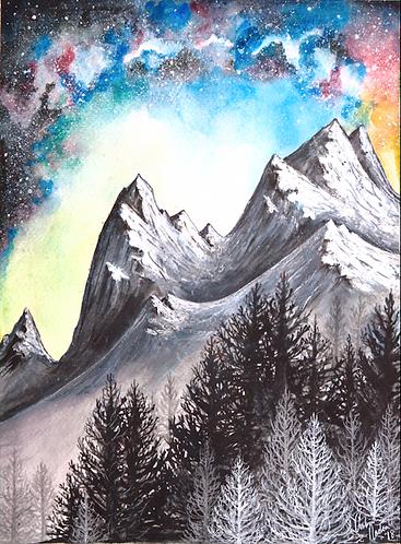 Original Canadian Rockies