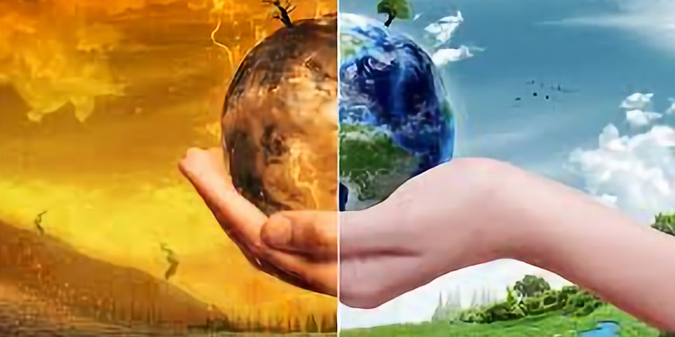 Climate Change – what can you do about it?