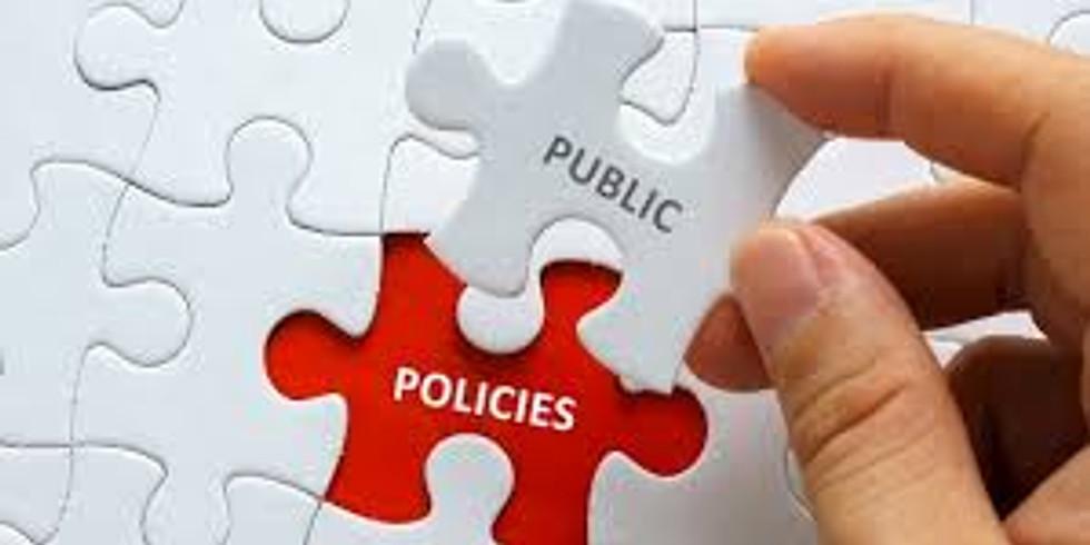Public Policy for Seniors Workshop - Postponed