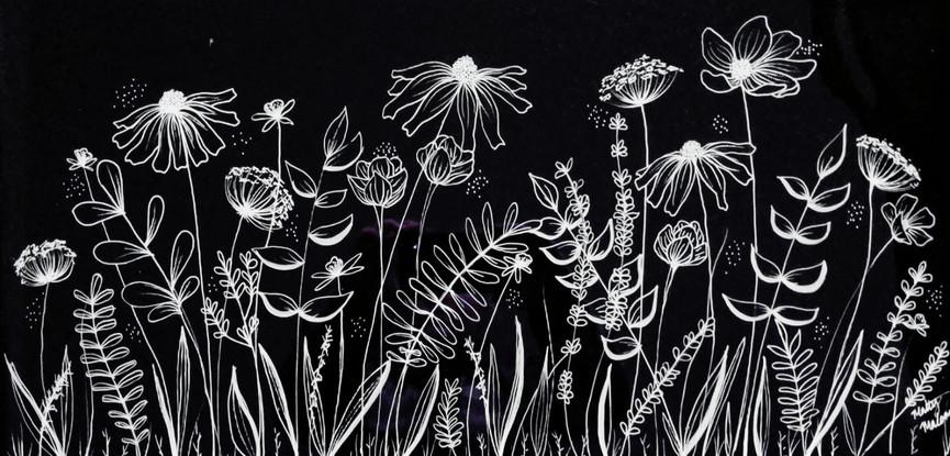 24x12 Wild Flower Doodles.jpg