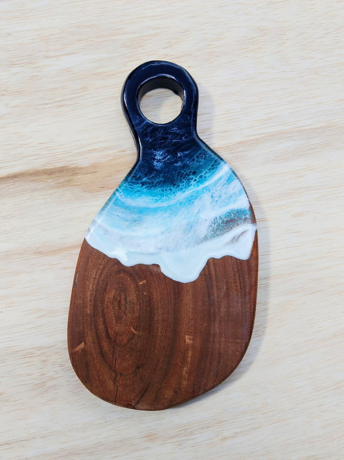 Mini Ocean Organic Cutting Board