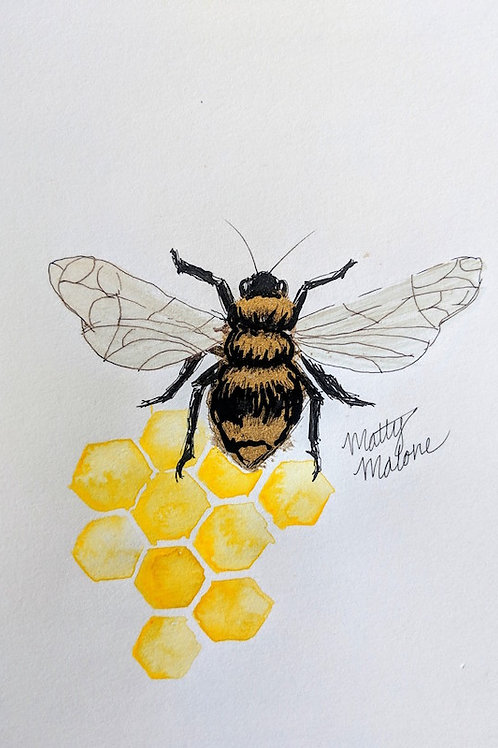 Honey Bee Cards