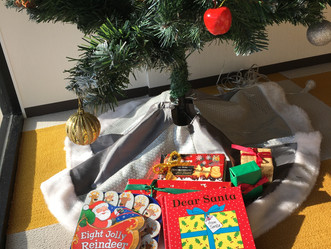クリスマス☆おやこ英語イベント