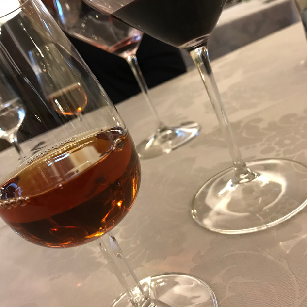 Wine and port