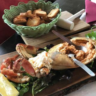 Crab - Tibino