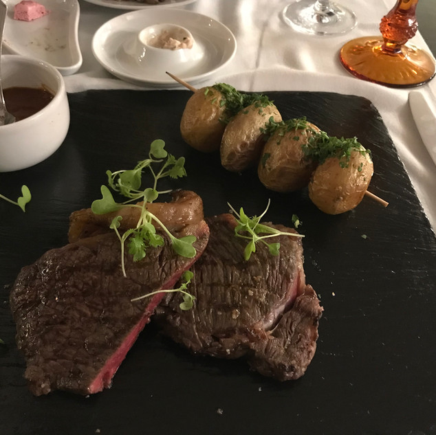 Steak - Lisbonense
