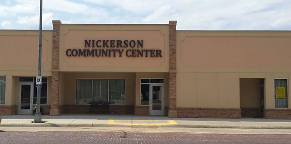 Community Center Front