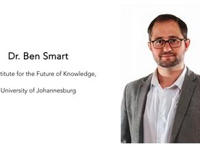 Episode 4 - Benjamin Smart - Bioethics and Philosophy of Disease