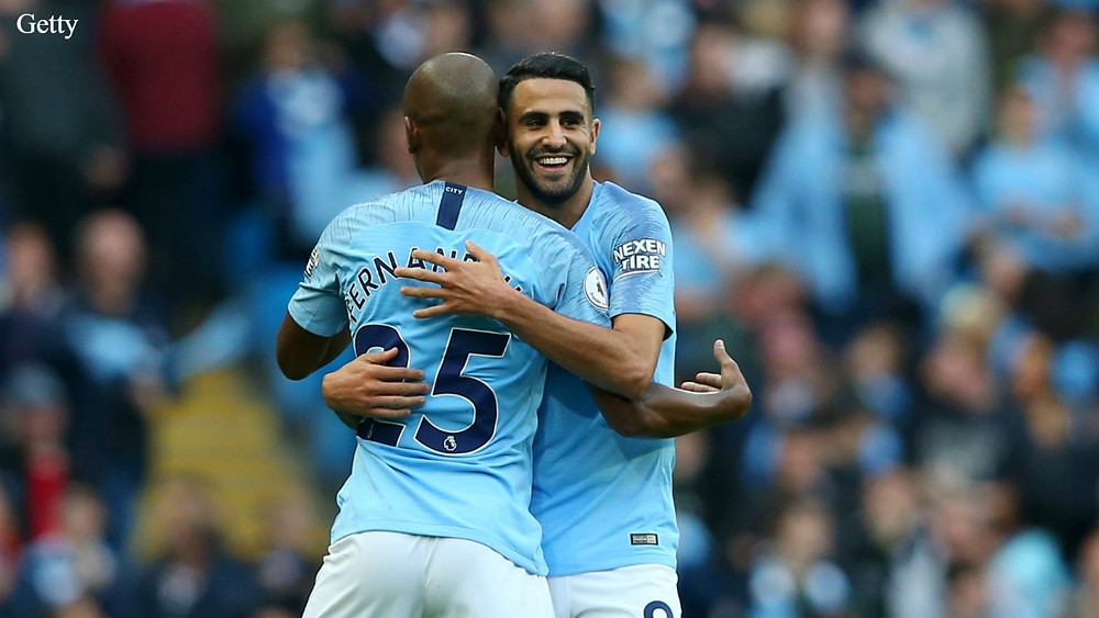 Riyad Mahrez Manchester City is keen to return to action.