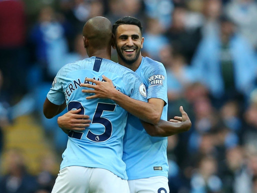 Fernandinho says he was delighted with Man City's derby display.