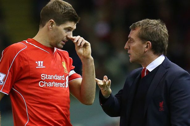 Gerrard has told Liverpool's owners they need to invest in a world class striker.