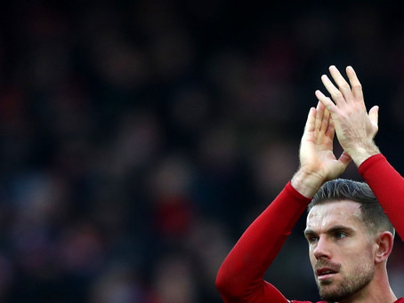 """Henderson """"really delighted with the performance and the character"""" shown against Ajax."""