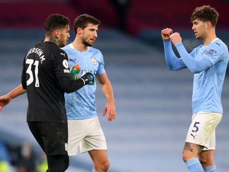 Man City defender John Stones: 'We can always score more'