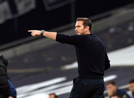 Frank Lampard on Chelsea's Carabao Cup loss to Tottenham.