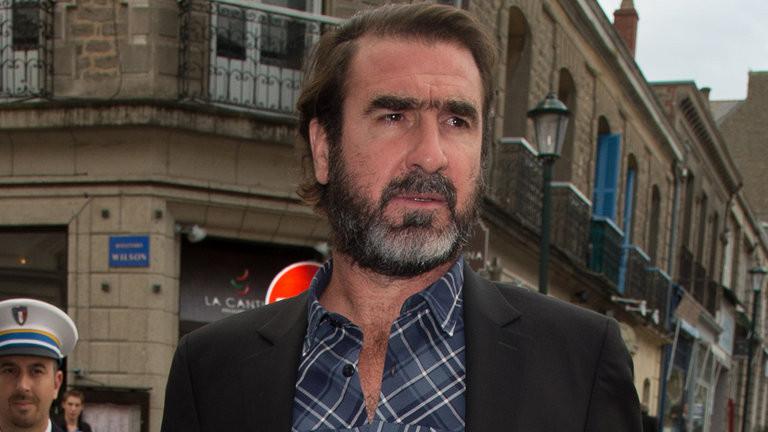 Eric Cantona.