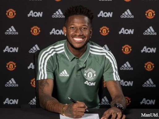 Fred cites José Mourinho as main reason he joined Manchester United