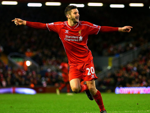 5 best transfer options for Adam Lallana this January.