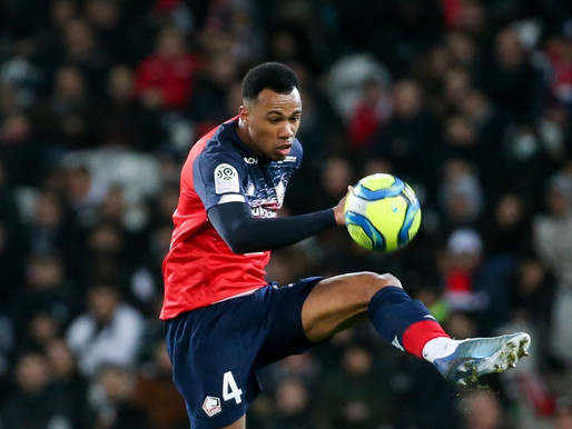 Arsenal sign Brazilian defender Gabriel from Ligue 1 club Lille.